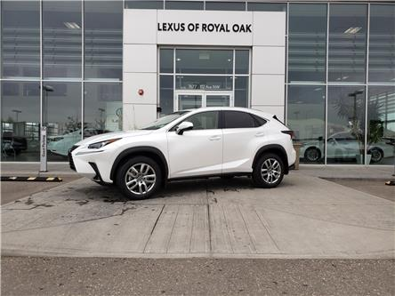 2021 Lexus NX 300 Base (Stk: L21001) in Calgary - Image 1 of 12