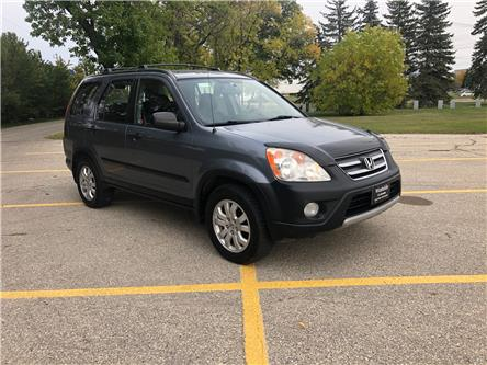 2006 Honda CR-V SE (Stk: ) in Winnipeg - Image 1 of 17