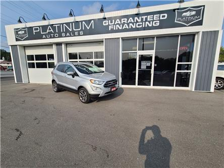 2018 Ford EcoSport Titanium (Stk: 205120) in Kingston - Image 1 of 15