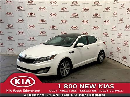 2013 Kia Optima EX Luxury (Stk: 22101A) in Edmonton - Image 1 of 33