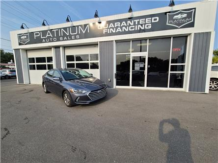 2018 Hyundai Elantra GL SE (Stk: ) in Kingston - Image 1 of 11