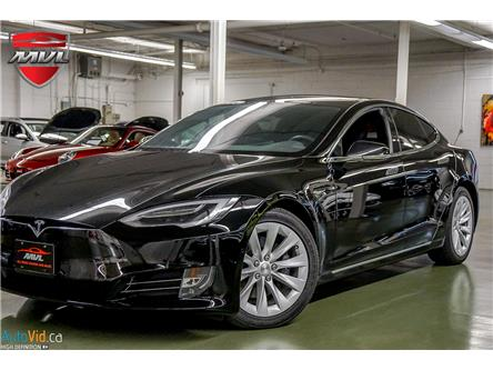 2017 Tesla S  75D (Stk: ) in Oakville - Image 1 of 25