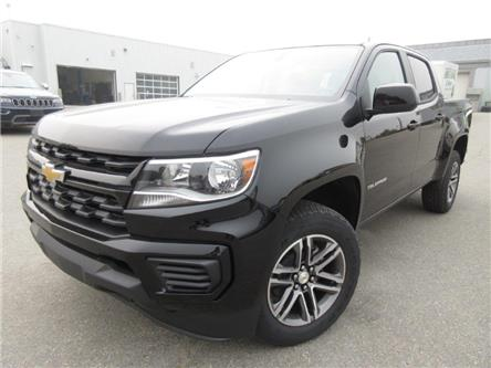 2021 Chevrolet Colorado WT (Stk: M1110529) in Cranbrook - Image 1 of 22