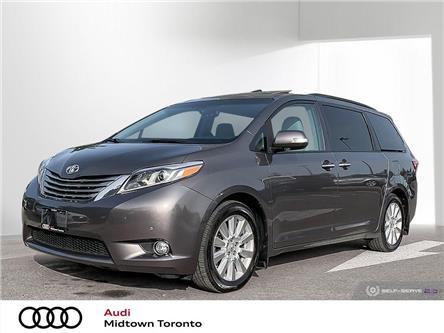 2017 Toyota Sienna Limited 7-Passenger (Stk: P8275) in Toronto - Image 1 of 25