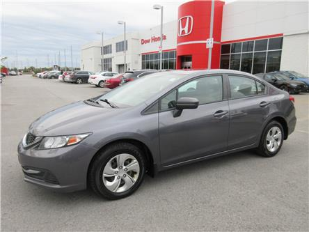 2015 Honda Civic LX (Stk: SS3970) in Ottawa - Image 1 of 16