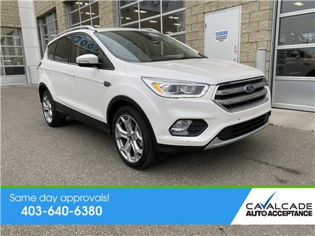2017 Ford Escape Titanium (Stk: 61126) in Calgary - Image 1 of 22