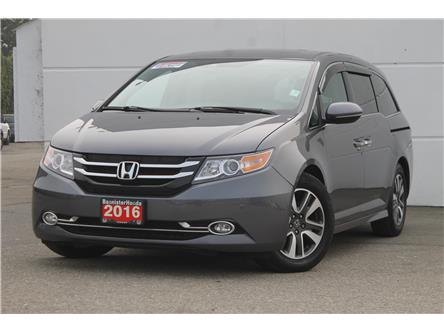 2016 Honda Odyssey Touring (Stk: P20-095) in Vernon - Image 1 of 10
