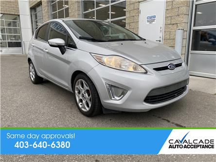 2011 Ford Fiesta SES (Stk: R60861) in Calgary - Image 1 of 20