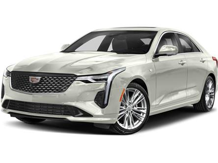 2021 Cadillac CT4 Sport (Stk: F-XWXH8Z) in Oshawa - Image 1 of 5