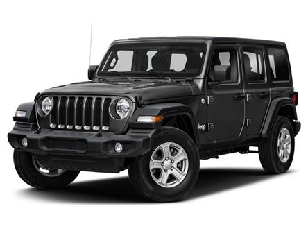 2021 Jeep Wrangler Unlimited Sahara (Stk: ) in St. Thomas - Image 1 of 9