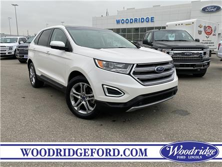 2017 Ford Edge Titanium (Stk: L-576A) in Calgary - Image 1 of 23