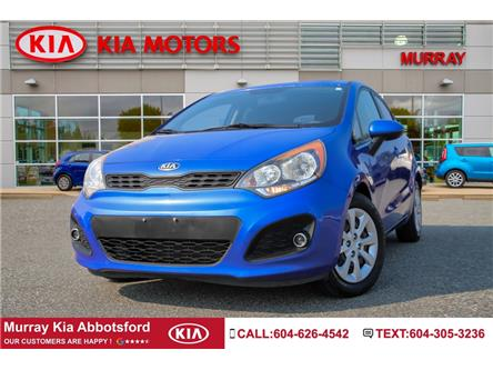 2013 Kia Rio LX+ (Stk: M1684A) in Abbotsford - Image 1 of 21