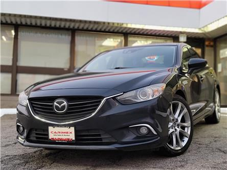 2014 Mazda MAZDA6 GT (Stk: 2001050) in Waterloo - Image 1 of 26