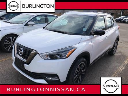 2020 Nissan Kicks  (Stk: Z1406) in Burlington - Image 1 of 5