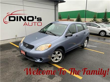 2006 Toyota Matrix  (Stk: 559173) in Orleans - Image 1 of 21