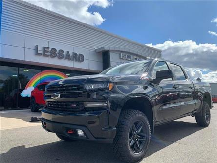 2020 Chevrolet Silverado 1500 LT Trail Boss (Stk: 20-538) in Shawinigan - Image 1 of 11