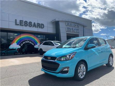 2021 Chevrolet Spark 1LT CVT (Stk: 21-018) in Shawinigan - Image 1 of 13