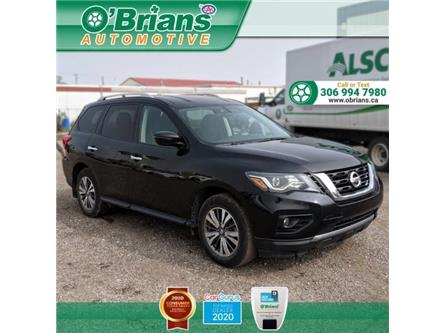 2019 Nissan Pathfinder SV Tech (Stk: 13750A) in Saskatoon - Image 1 of 23