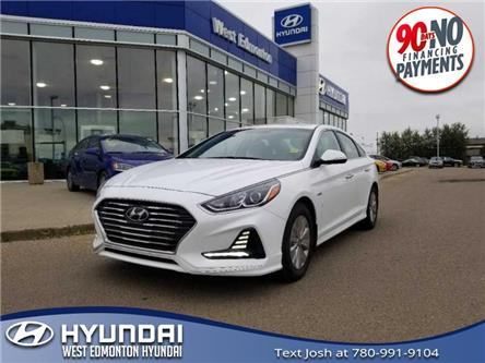 2019 Hyundai Sonata Hybrid Preferred (Stk: P1388) in Edmonton - Image 1 of 20