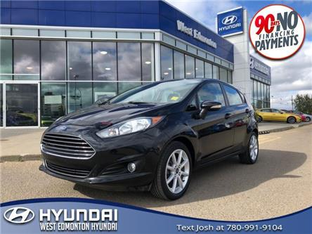 2014 Ford Fiesta SE (Stk: 1791TA) in Edmonton - Image 1 of 20
