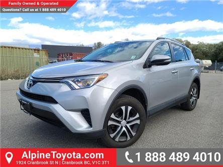 2016 Toyota RAV4 LE (Stk: C113046A) in Cranbrook - Image 1 of 22
