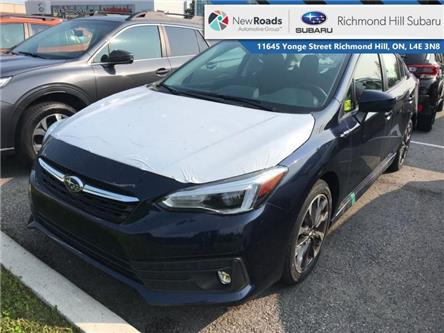 2020 Subaru Impreza 4-dr Sport w/Eyesight (Stk: 34370) in RICHMOND HILL - Image 1 of 20
