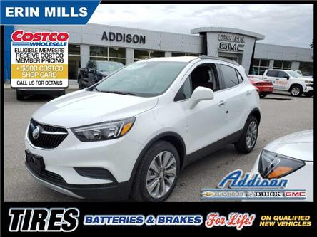 2020 Buick Encore Preferred (Stk: LB349398) in Mississauga - Image 1 of 17