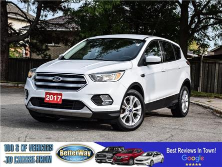 2017 Ford Escape SE | FWD |BACKUP CAM |ECOBOOST |BLUTOOTH (Stk: 5733) in Stoney Creek - Image 1 of 25