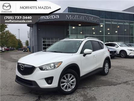 2014 Mazda CX-5 GS (Stk: P8203A) in Barrie - Image 1 of 21