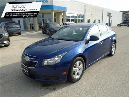 2012 Chevrolet Cruze LT Turbo (Stk: A0305A) in Steinbach - Image 1 of 25