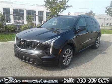 2021 Cadillac XT4 Sport (Stk: MF003543) in Bolton - Image 1 of 15