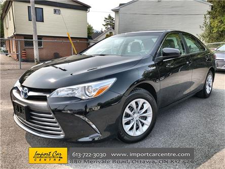 2016 Toyota Camry Hybrid LE (Stk: 178505) in Ottawa - Image 1 of 23