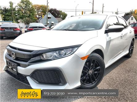 2018 Honda Civic LX (Stk: 304163) in Ottawa - Image 1 of 23