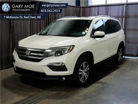 2016 Honda Pilot EX-L RES (Stk: 9AT6300A) in Red Deer County - Image 1 of 27