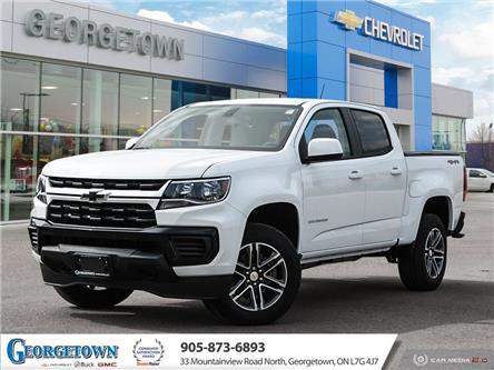 2021 Chevrolet Colorado WT (Stk: 32420) in Georgetown - Image 1 of 27