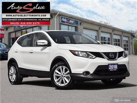 2018 Nissan Qashqai SV (Stk: 1NQ97A1) in Scarborough - Image 1 of 28