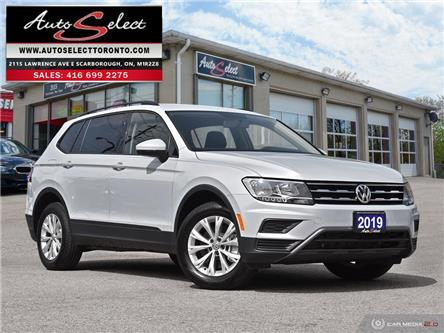 2019 Volkswagen Tiguan Trendline (Stk: VTG1W) in Scarborough - Image 1 of 28