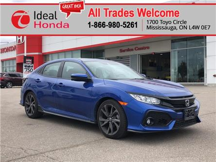 2017 Honda Civic Sport (Stk: I200190A) in Mississauga - Image 1 of 5