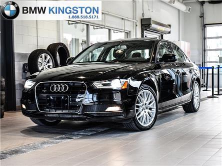 2016 Audi A4 2.0T Komfort plus (Stk: 20129A) in Kingston - Image 1 of 28