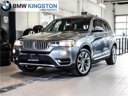 2015 BMW X3 xDrive28i (Stk: P0058A) in Kingston - Image 1 of 29