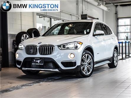 2017 BMW X1 xDrive28i (Stk: P0068) in Kingston - Image 1 of 29