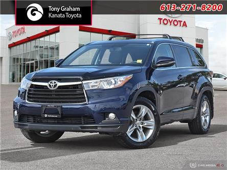 2015 Toyota Highlander  (Stk: 90673A) in Ottawa - Image 1 of 30