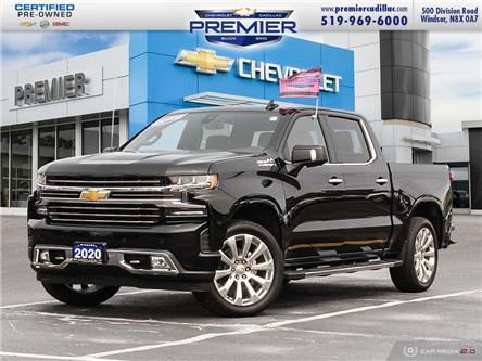 2020 Chevrolet Silverado 1500 High Country (Stk: P19509) in Windsor - Image 1 of 28