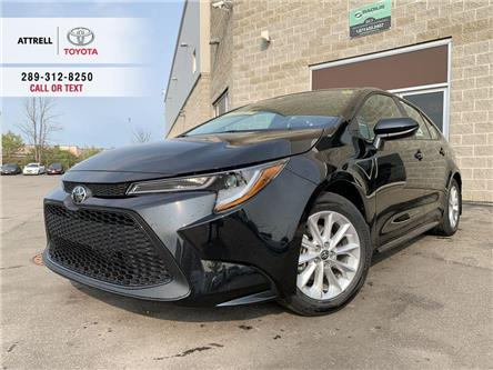 2021 Toyota Corolla LE UPGRADE PACKAGE (Stk: 47982) in Brampton - Image 1 of 25