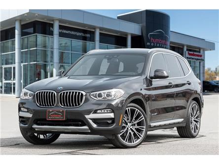 2018 BMW X3 xDrive30i (Stk: 20HMS835) in Mississauga - Image 1 of 22