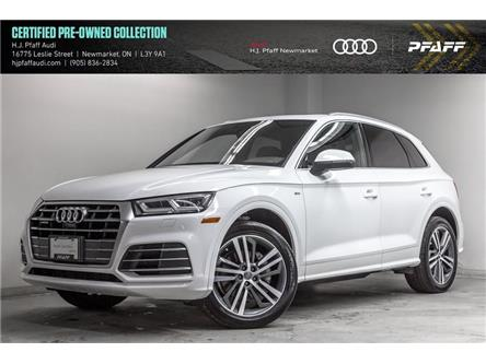 2018 Audi Q5 2.0T Technik (Stk: 53680) in Newmarket - Image 1 of 22