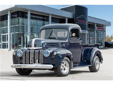 1946 Ford F-1 F1 PICK UP|LOW KMS|SUPER CLEAN|5.7L V8|CRAGAR RIMS (Stk: 20HMS958) in Mississauga - Image 1 of 30