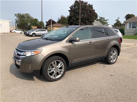 2014 Ford Edge Limited (Stk: U16820) in Goderich - Image 1 of 20