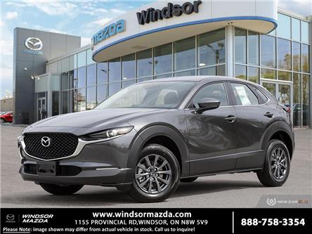2021 Mazda CX-30 GX (Stk: X30864) in Windsor - Image 1 of 23