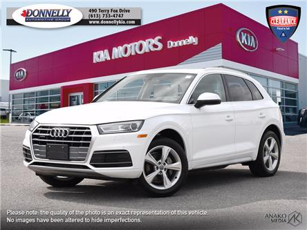2019 Audi Q5 45 Progressiv (Stk: KUR2420) in Kanata - Image 1 of 29